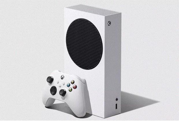 Microsoft sap ra mat thiet bi choi game Xbox S co gia 299 USD hinh anh 1