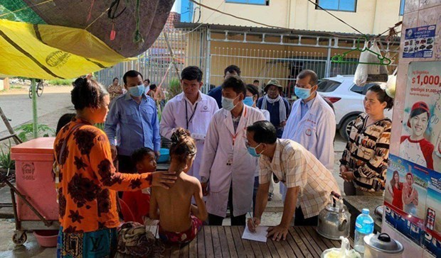 Campuchia canh bao sot Chikungunya bung phat tai tinh giap Viet Nam hinh anh 1