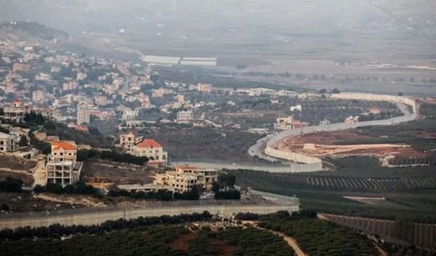 Liban va Israel nhat tri dam phan ve tranh chap khu vuc bien gioi hinh anh 1