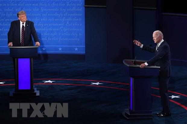 Ong Trump va ong Biden canh tranh quyet liet tai Florida, Arizona hinh anh 1