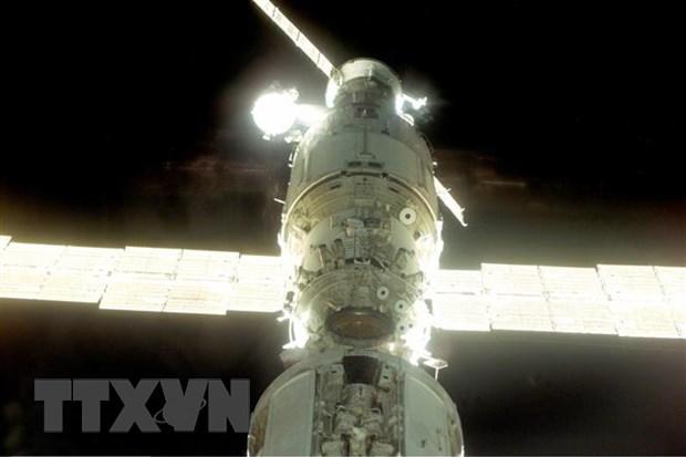 Tram ISS khac phuc thanh cong su co cua he thong cung cap khi oxy hinh anh 1