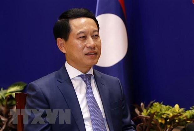 Lao: Viet Nam giup nang cao vai tro cua ASEAN trong khu vuc va quoc te hinh anh 1