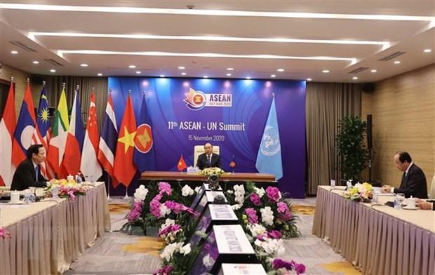 De xuat LHQ ho tro ASEAN thuc day cac muc tieu phat trien ben vung hinh anh 1