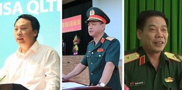 Thu tuong bo nhiem nhan su Bo Thong tin va Truyen thong, Bo Quoc phong hinh anh 1