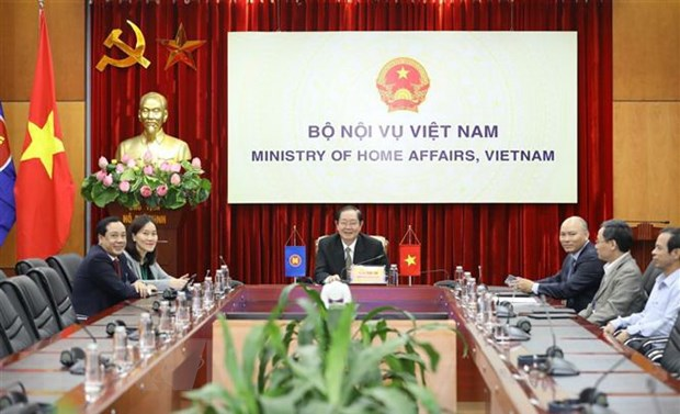 ASEAN+3 ve cac van de cong vu dien ra theo hinh thuc truc tuyen hinh anh 2
