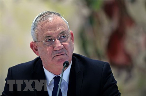 Israel: Bo truong Quoc phong Benny Gantz lam Thu tuong tam quyen hinh anh 1