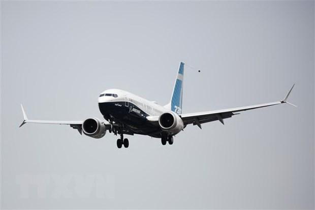 May bay Boeing 737 MAX co the bay tro lai tai chau Au tu dau nam 2021 hinh anh 1