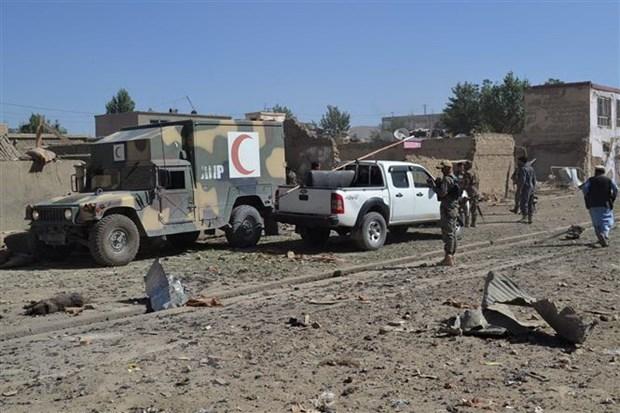 Vu danh bom xe lieu chet o Afghanistan: Hon 50 nguoi da thuong vong hinh anh 1