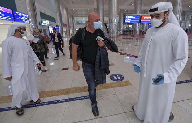UAE thong bao kich hoat thi thuc du lich cho cong dan Israel hinh anh 1