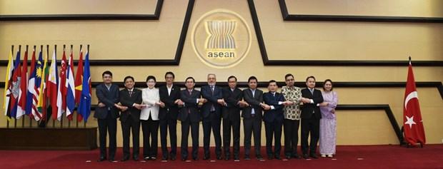 ASEAN va Tho Nhi Ky tang cuong hon nua quan he doi tac hinh anh 1