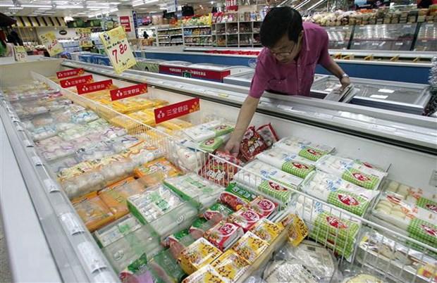 Trung Quoc lien tiep phat hien bao bi thuc pham chua virus SARS-CoV-2 hinh anh 1