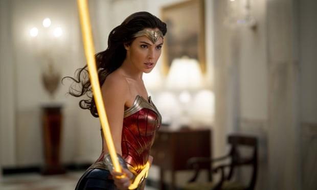 Bo phim ''Wonder Woman 1984'' ra mat an tuong tai khu vuc Bac My hinh anh 1