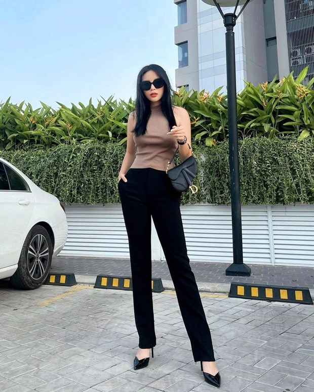 Phong cach banh beo phu song street style cua dan sao Viet hinh anh 27