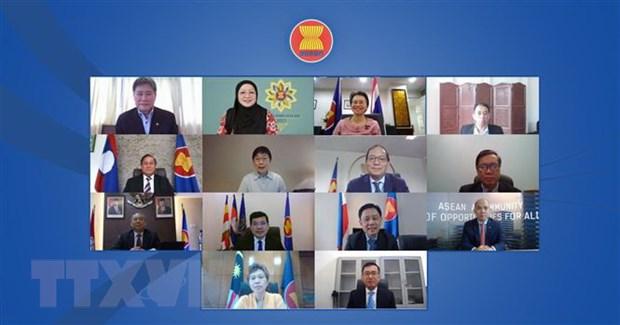 Tong thu ky ASEAN de cao vai tro lanh dao, su kien tri cua Viet Nam hinh anh 1