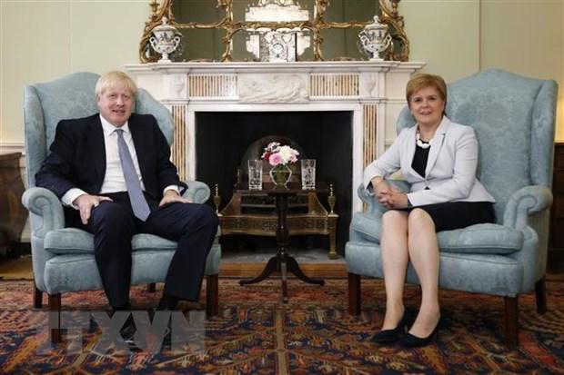 Dan Scotland muon tach khoi Anh do tac dong cua Brexit va COVID-19 hinh anh 1