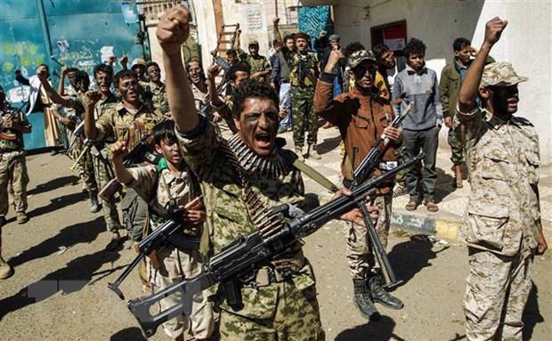 My tam ngung cac bien phap trung phat luc luong Houthi o Yemen hinh anh 1