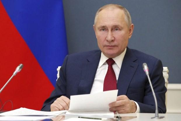 Tong thong Putin: Nga san sang cai thien quan he voi Lien minh chau Au hinh anh 1