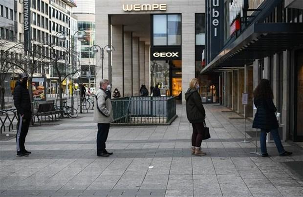Europol canh bao tinh trang lam gia giay xac nhan am tinh SARS-CoV-2 hinh anh 1