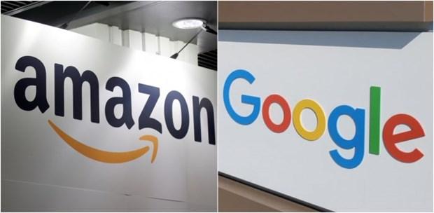 Amazon va Google