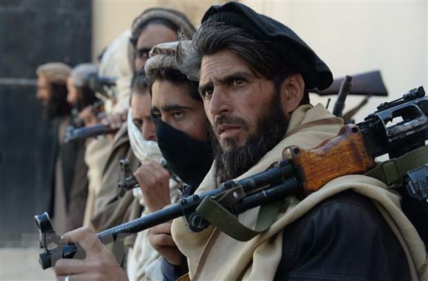 NATO hoi thuc Taliban tuan thu cac cam ket trong thoa thuan voi My hinh anh 1