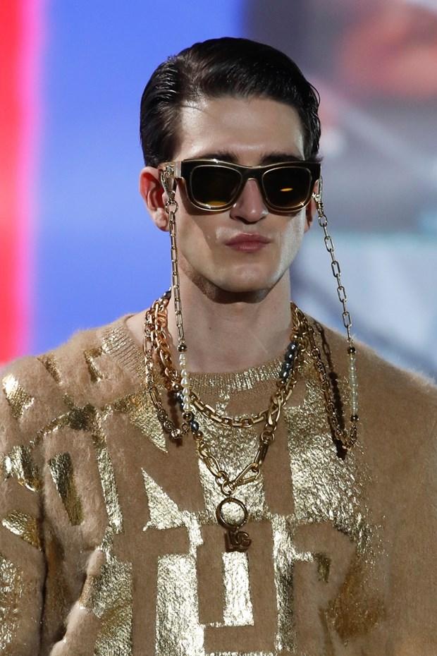 Cach nhin nhan ve cuoc song moi me qua bo suu tap Dolce & Gabbana 2021 hinh anh 3