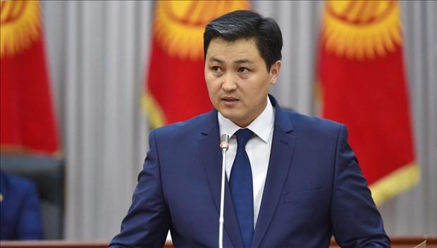 Thu tuong Nguyen Xuan Phuc gui dien mung Thu tuong Cong hoa Kyrgyzstan hinh anh 1