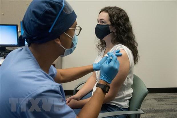 GSK va Sanofi bat dau thu nghiem lam sang vacxin phong COVID-19 hinh anh 1
