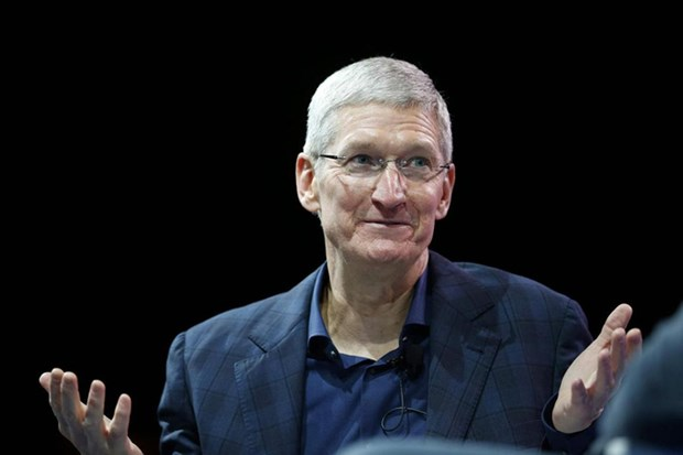 Co dong Apple thong qua muc luong nam 2020 cho CEO Tim Cook hinh anh 1