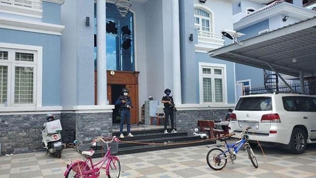 Campuchia tieu diet 4 doi tuong bat coc doi 1 trieu USD tien chuoc hinh anh 1