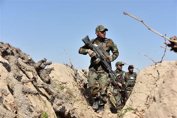 Nga ung ho Afghanistan lap chinh phu lam thoi co dai dien Taliban hinh anh 1