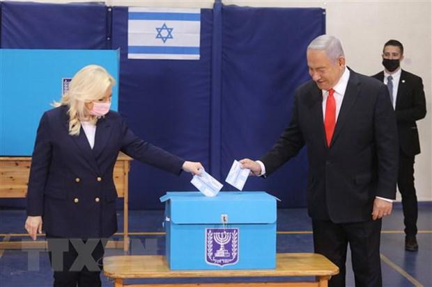 Israel: Ong Netanyahu lai that bai trong viec lap chinh phu lien minh hinh anh 1
