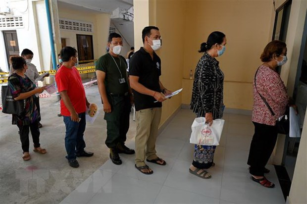 Thu tuong Campuchia cam on Viet Nam ho tro chong dich COVID-19 hinh anh 1
