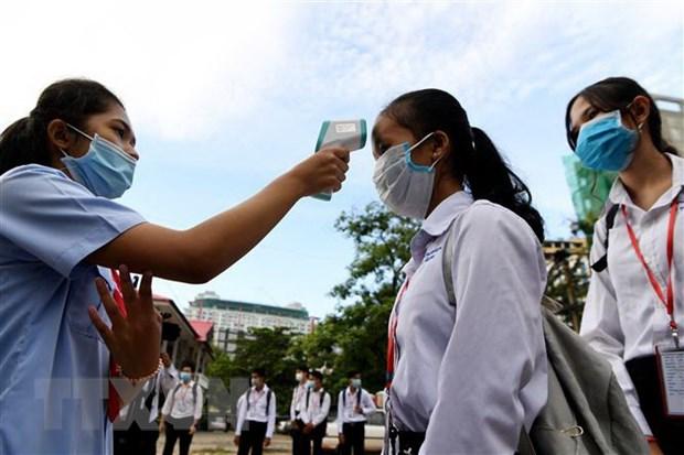 Campuchia: Phnom Penh tiep tuc ghi nhan nhieu ca nhiem COVID-19 moi hinh anh 1