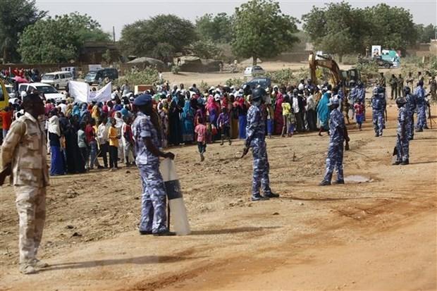Sudan: Dung do sac toc tai vung Darfur lam 18 nguoi thiet mang hinh anh 1