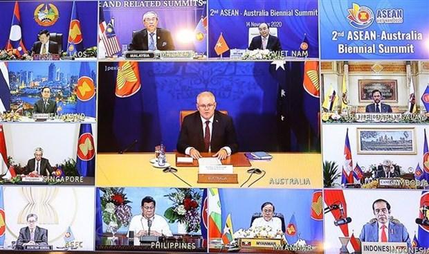 ASEAN-Australia thao luan dinh huong hop tac trong thoi gian toi hinh anh 1