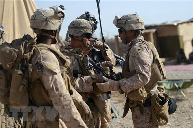 Cac cuu quan chuc My: Khong the rut quan khoi Afghanistan dung han hinh anh 1