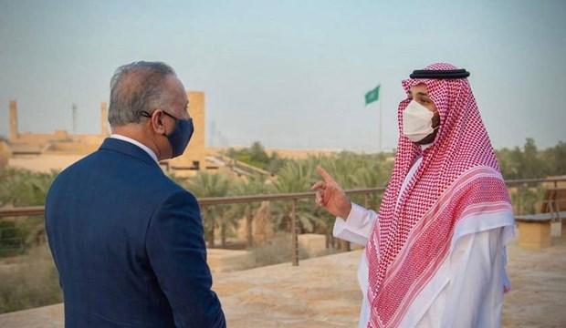 Saudi Arabia va Iran doi thoai nham han gan quan he sau 4 nam hinh anh 1
