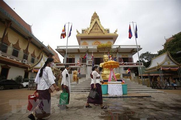 Campuchia: So ca mac moi tang bao dong, deu lay nhiem trong cong dong hinh anh 1
