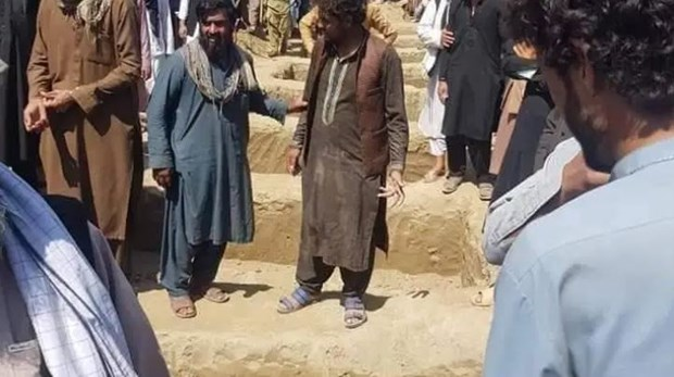 Afghanistan: Xa sung do tranh chap ve dat dai, 8 nguoi thiet mang hinh anh 1
