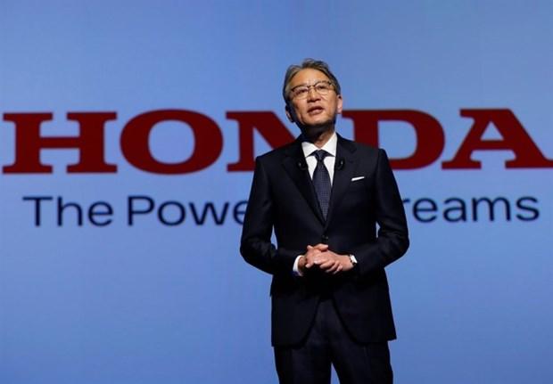 Honda dat muc tieu ban 100% xe dien, xe chay pin nhien lieu vao 2040 hinh anh 1
