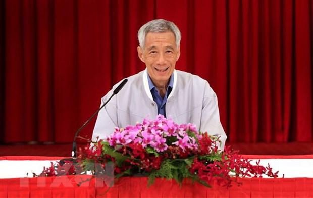 Thu tuong Singapore tham du hoi nghi cac nha lanh dao ASEAN hinh anh 1