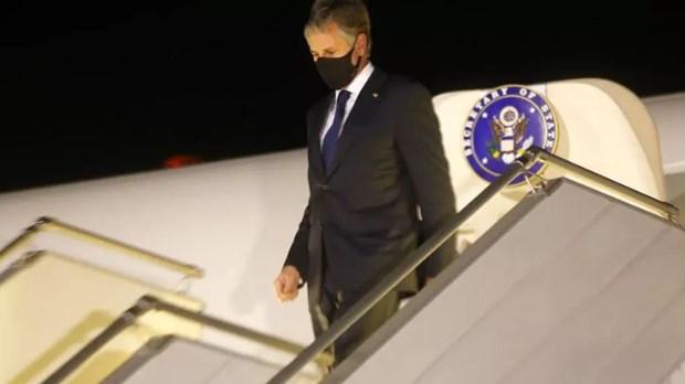 Tong thong Ukraine moi lanh dao My Joe Biden toi tham nuoc nay hinh anh 1