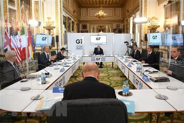 Tham vong dinh hinh lai hinh anh G7 nhu mot nhom cuong quoc hinh anh 1
