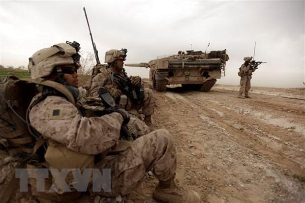 My tang luc luong ho tro tien trinh rut quan khoi Afghanistan hinh anh 1