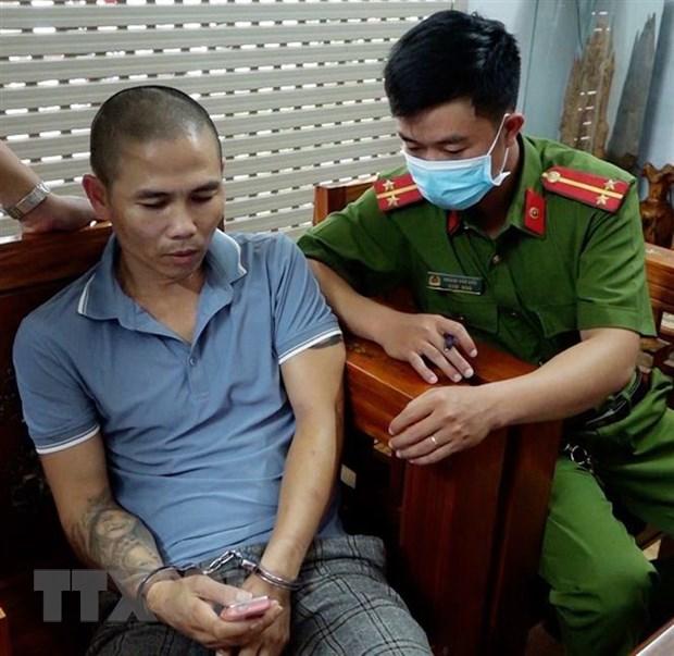 Cong an Quang Binh pha chuyen an ma tuy lon, bat giu 2 doi tuong hinh anh 1