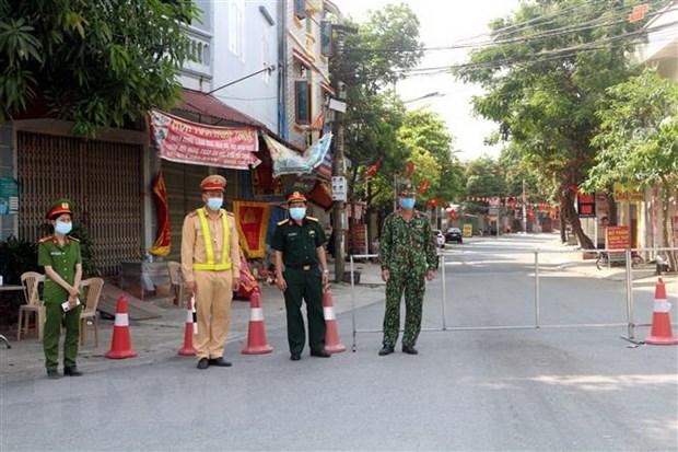Quang Tri, Lam Dong khan truong xet nghiem, cach ly cac truong hop F1 hinh anh 1