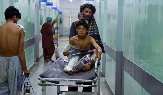 Afghanistan: Xe buyt bi danh bom khien it nhat 11 nguoi thiet mang hinh anh 1