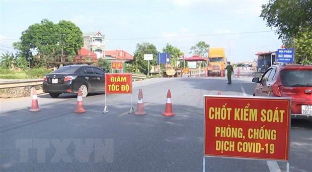 So Y te Bac Ninh keu goi nguoi dan tinh nguyen tham gia chong dich hinh anh 1