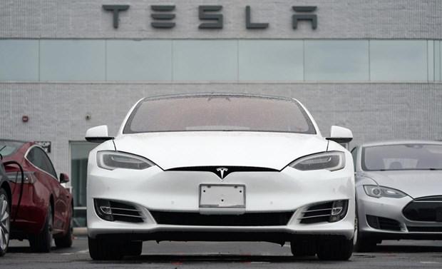 My cong bo ket qua dieu tra so bo tai nan lien quan den xe Tesla hinh anh 1