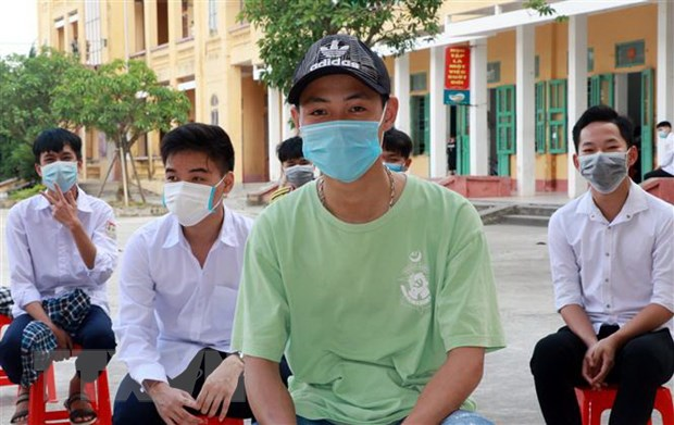 Nam Dinh co them 1 truong hop duong tinh voi SARS-CoV-2 hinh anh 1